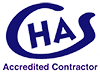 CHAS Constructor Health and Safety Logo